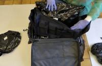 Zatrzymanie dwóch osób z 17 kg narkotyków