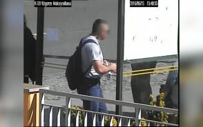 Nielegalne rozwieszanie ulotek w Gdyni