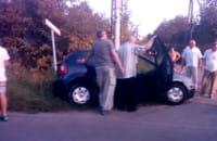 Wypadek na gdańskiej Olszynce