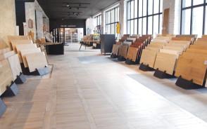 Deska Design - Podłogi Showroom
