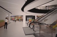 Wizualizacja Galerii Metropolia