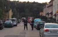 Akcja policji w Małym Kacku