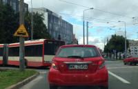 Czerwone? Nie dla autobusu