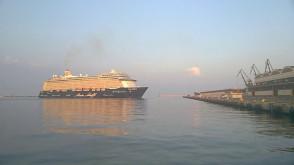 Mein Schiff 4 wychodzi w morze
