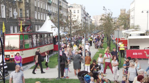 Tłumy na festynie Retro Dolne Miasto 2016