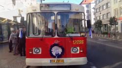 """Zabytkowy """"Ziutek"""" wrócił do Gdyni"""