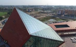 Zobacz wnętrze Muzeum II Wojny Światowej