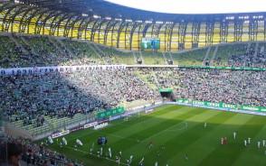Rekord ekstraklasy sezonu 2016/17. Ponad 26 tys. kibiców w Gdańsku