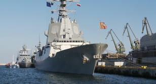 Zobacz wnętrza okrętów NATO