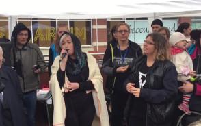 Czarny protest w Gdańsku cz. 2