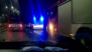 Wypadek ok. godz. 6 na alei Żołnierzy Wyklętych