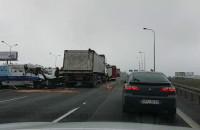Wypadek na obwodnicy między Matarnią a Karczemkami