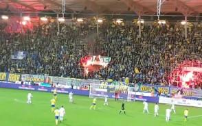 Spalona flaga Lechii