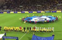 Prezentacja Arki i Lechii przed meczem