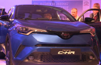 Toyota CHR w toyota carter Gdańsk