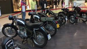 Wystawa motocykli w Galerii Przymorze