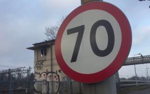 Ulicą Jana z Kolna można jechać 70 km/h