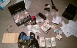 """Policja znalazła 1 mln zł u """"króla dopalaczy"""""""