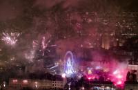 Gdańsk wita rok 2017!