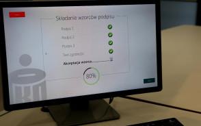 Biometryczny system weryfikacji klientów banków z Politechniki Gdańskiej