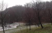 Śnieg na Witominie