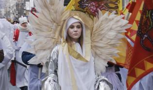 Gdyński Orszak Trzech Króli i żywa szopka 2017