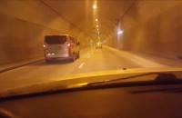 50 km/h w tunelu to fikcja. Wkrótce pojedziemy szybciej