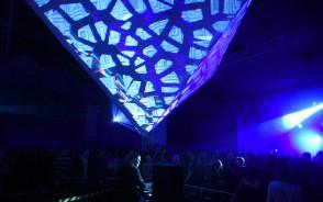 CUBE Electronic Music / 360' mapping część 2