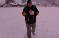 Wspaniała pogoda zimowa mamy ferie ...