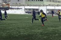 Gruzin Luka Zarandia trenuje z Arką Gdynia