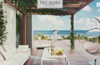 Tre Mare apartamanety z widokiem na morze