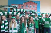 Szkoła podstawowa nr 40 w Gdańsku prosi o wsparcie Lechię Gdańsk