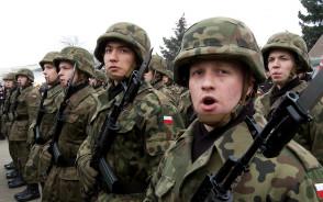 Uroczysta przysięga wojskowa elewów I turnusu służby przygotowawczej