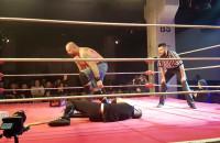 Gala wrestlingu podczas festiwalu Szlamfest w B90