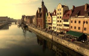 Motława: jedno z najlepszych miejsc na spacer w Gdańsku