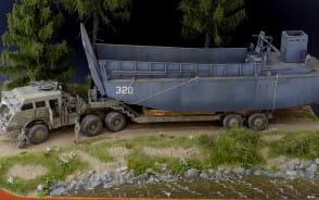 Modele wojskowych pojazdów Mateusza