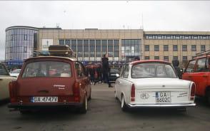 Trabanty w Gdyni otworzyły sezon 2017