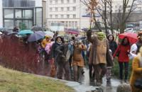 Zasadzili las Shreka w Gdyni