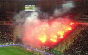 Race odpalone przez Legię Warszawa w Gdańsku