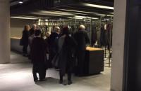 Pierwsi goście w Muzeum II Wojny Światowej