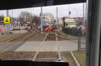 Remont torowiska na Chełmie. Utrudnienia