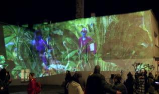 Projekcje na sopockich kamienicach - Projekt N° 785