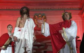 "Misterium Gdańskie - ""Sąd nad Jezusem"""