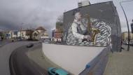 Nowe murale we Wrzeszczu
