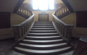 Wnętrza zabytkowego Banku Polskiego z 1929 roku