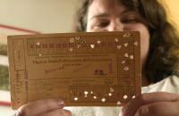 Kolekcja biletów komunikacji miejskiej