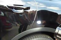 Porsche Cayenne przed korekta lakieru