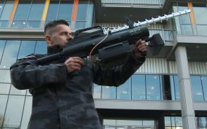 System Jastrząb do walki z dronami