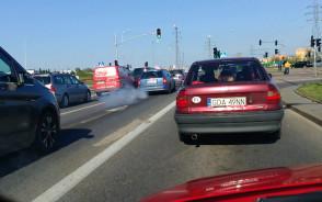 """""""Dobite"""" auta w Gdańsku"""