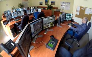 Gdyńskie centrum monitoringu wizyjnego